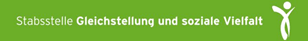 Uni Mannheim_Gleichstellung_Logo